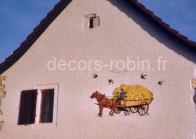 Charrette de Foin Réf.402