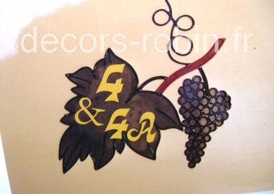 Grappe-de-raisins Réf.149