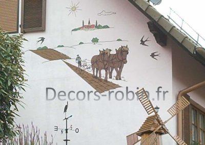 Charrue à Brabant Réf.314D
